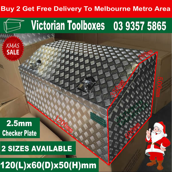 Victorian Toolboxes - Melvourne tool box, aluminium tool boxes, ute tool boxes-网站圣诞首图3