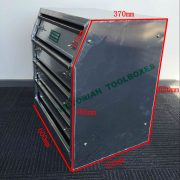 Victorian Toolboxes – Melvourne tool box, aluminium tool boxes, ute tool boxes-646尺寸图