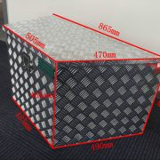 Victorian Toolboxes – Melvourne tool box, aluminium tool boxes, ute tool boxes-844尺寸图