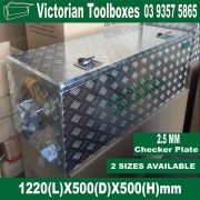 Victorian Toolboxes – Melvourne tool box, aluminium tool boxes, ute tool boxes-网站首图