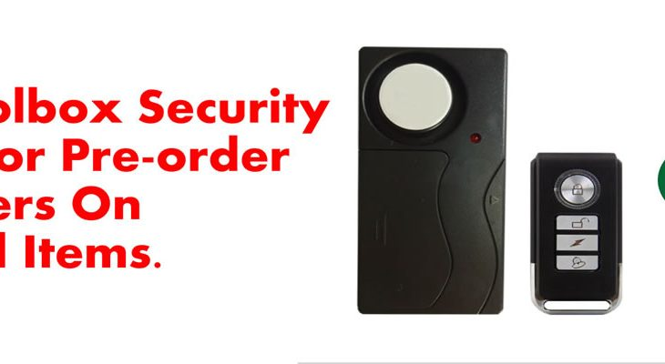 Toolbox Security Alarm