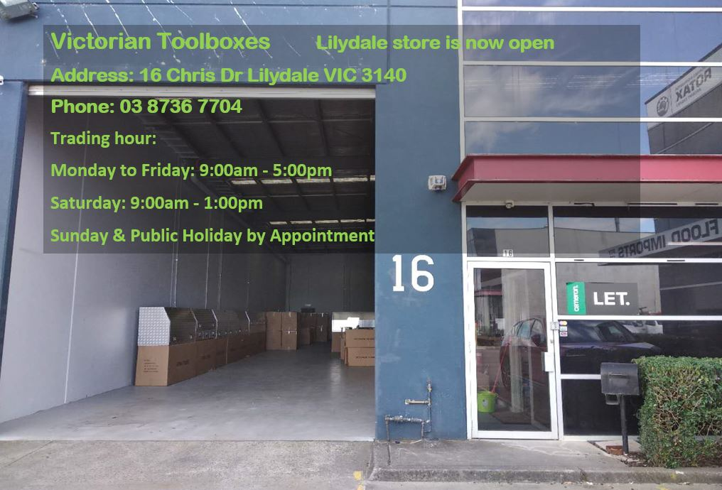 Lilydale store