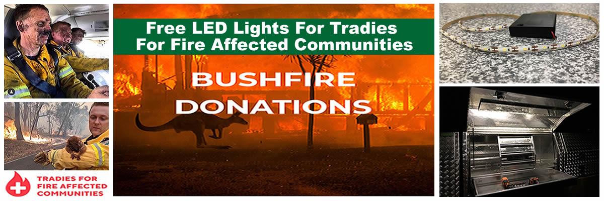 bushfire五商标